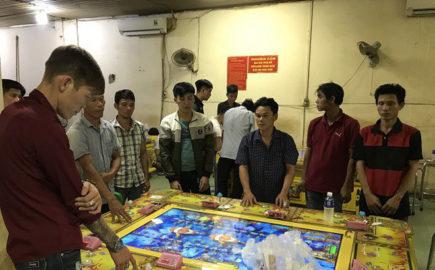 Đồng Nai: Triệt phá tụ điểm đánh bạc núp bóng game bắn cá