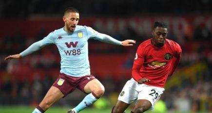 Nhận định kèo nhà cái W88: Tips bóng đá Aston Villa vs Man Utd, 02h15 ngày 10/7/2020