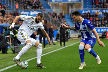Nhận định kèo nhà cái W88: Tips bóng đá Real Madrid vs Alaves, 03h00 ngày 11/7/2020