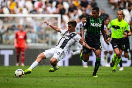Nhận định kèo nhà cái W88: Tips bóng đá Sassuolo vs Juventus, 02h45 ngày 16/7/2020