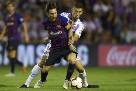 Nhận định kèo nhà cái W88: Tips bóng đá Valladolid vs Barcelona, 00h30 ngày 12/07/2020