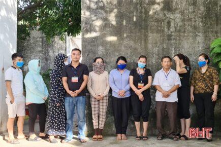 Hà Tĩnh: triệt phá đường dây lô đề, bắt giữ 11 đối tượng