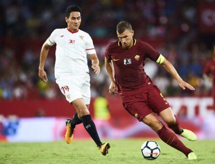 Nhận định kèo nhà cái W88: Tips bóng đá Sevilla vs AS Roma, 23h55 ngày 06/8/2020