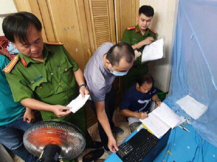 Hơn 100 chiến sĩ đã đánh sập đường dây đánh bạc hơn 3.000 tỉ đồng tại Đà Nẵng và Gia Lai