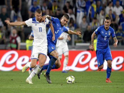 Nhận định kèo nhà cái W88: Tips bóng đá Italia vs Bosnia, 01h45 ngày 05/09/2020