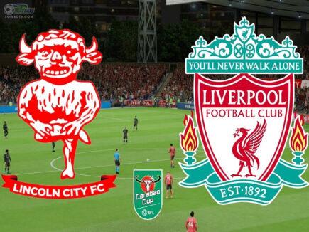 Nhận định kèo nhà cái W88: Tips bóng đá Lincoln vs Liverpool, 1h45 ngày 25/9/2020