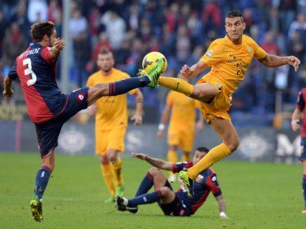 Nhận định kèo nhà cái W88: Tips bóng đá Verona vs Genoa, 01h45 ngày 20/10/2020