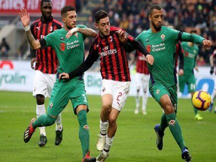 Nhận định kèo nhà cái W88: Tips bóng đá AC Milan vs Fiorentina, 21h00 ngày 29/11/2020