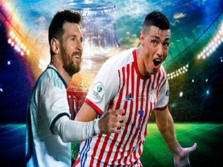 Nhận định kèo nhà cái W88: Tips bóng đá Argentina vs Paraguay, 7h00 ngày 13/11/2020