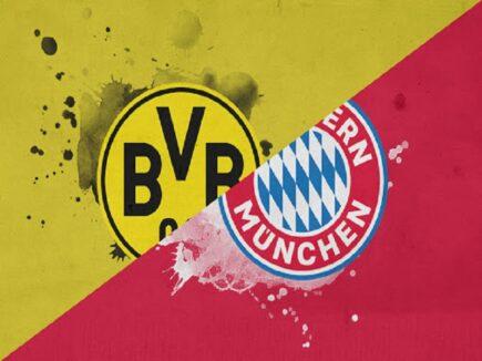 Nhận định kèo nhà cái W88: Tips bóng đá Dortmund vs Bayern Munich, 00h30 ngày 08/11/2020