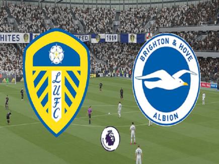 Nhận định kèo nhà cái W88: Tips bóng đá Leeds vs Brighton, 22h ngày 16/1/2021