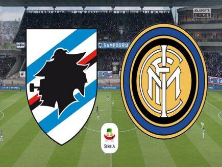 Nhận định kèo nhà cái W88: Tips bóng đá Sampdoria vs Inter Milan, 21h00 ngày 06/01/2020