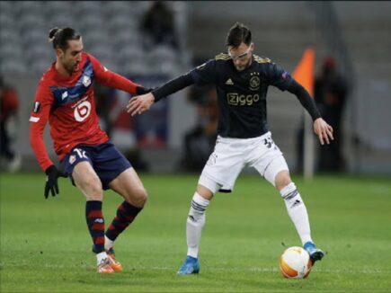 Nhận định kèo nhà cái W88: Tips bóng đá Ajax vs Lille, 00h55 ngày 26/02/2021