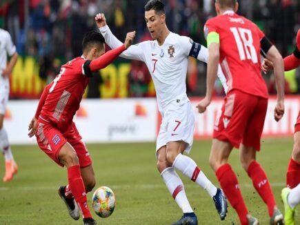 Nhận định kèo nhà cái W88: Tips bóng đá Luxembourg vs Bồ Đào Nha, 01h45 ngày 31/3/2021