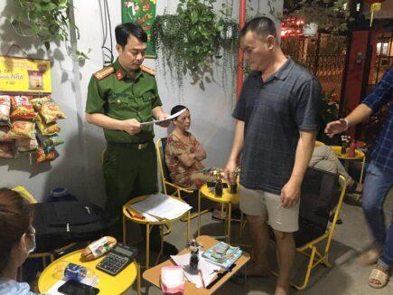 Bắt giữ đường dây lô đề khủng tại Sài Gòn