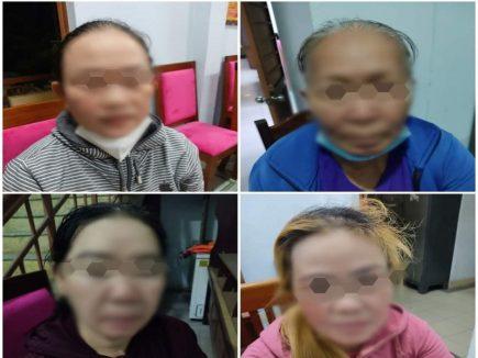 8 quý bà tụ tập đánh bạc tại Đà Nẵng